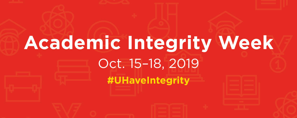Academic Integrity Week 2019