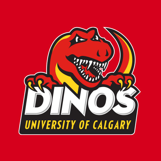 Dinos - Primary over red